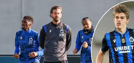 """Les absences de Mignolet et De Ketelaere, """"un vrai coup dur"""" pour le Club de Bruges"""