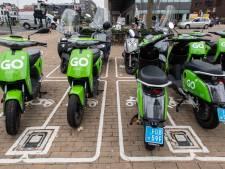 Te jong op een deelscooter in Twente? Geen sprake van, zegt Go Sharing