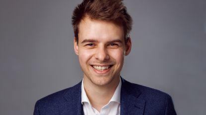 """Jongste gemeenteraadslid van Berlaar Brend Van Ransbeeck (Groen) nu ook de benjamin van de provincieraad: """"Wil generatiegenoten vertegenwoordigen"""""""