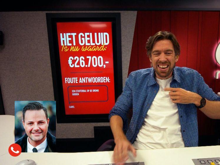 Wie neemt Fred van Leer mee naar het Televizier-Ring Gala?