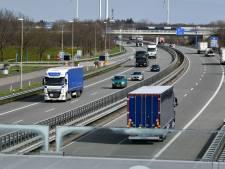 Herstelwerkzaamheden A1 nabij Duitse grens: hou rekening met flinke vertraging