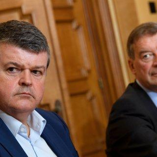 Minister Somers over brandstichting asielcentrum: 'Dit is politieke terreur'