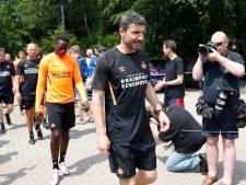 PSV opnieuw naar Zwitserse Alpen in voorbereiding