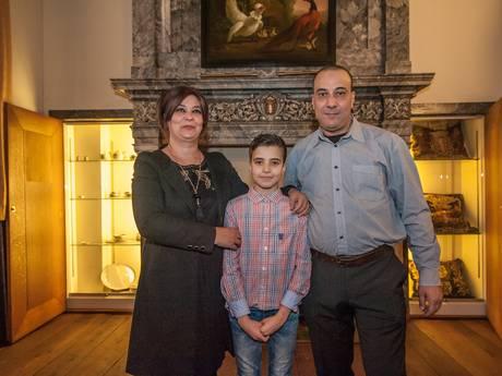 Kinderburgemeester van Gouda krijgt jeugdlintje