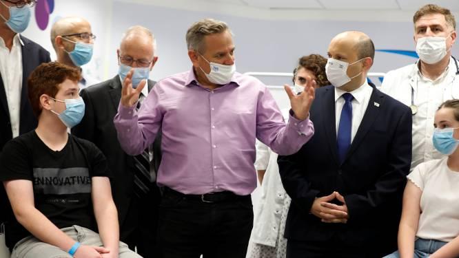 Israël begint met derde prik voor mensen met verzwakt immuunsysteem