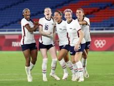 Amerikaanse voetbalbond gaat mannen en vrouwen evenveel betalen