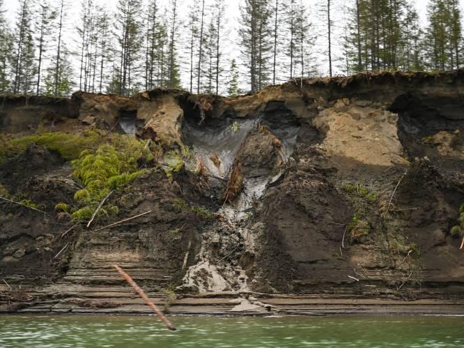 In Jakoetië smelt het 'eeuwige ijs' in de bodem, met mogelijk rampzalige gevolgen voor de hele wereld