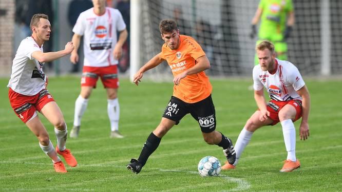 """Tim Arijs kan met Erpe-Mere United niet stunten tegen leider Oostkamp: """"Goede prestatie volstond niet"""""""