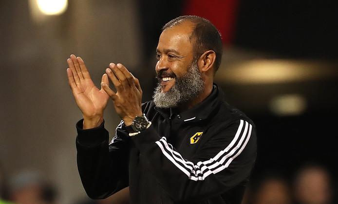 Nuno Espirito Santo maakte afgelopen seizoen indruk met Wolverhampton Wanderers.