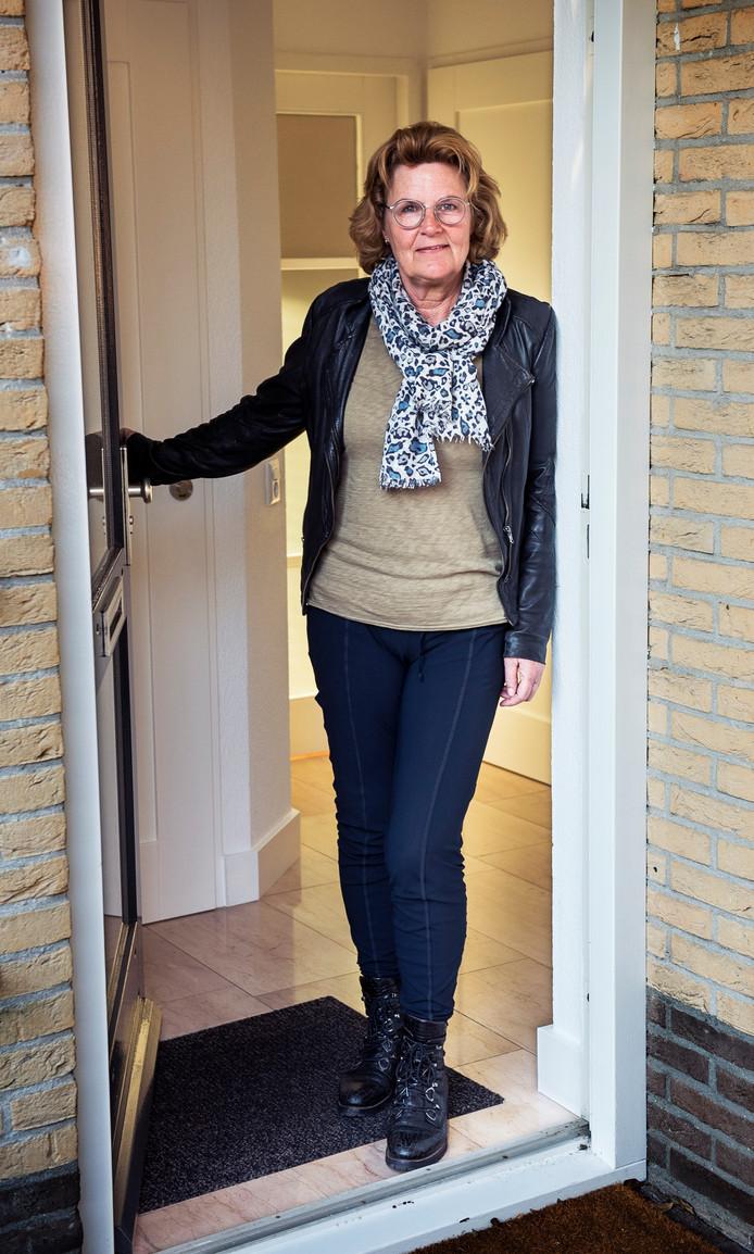 Emmy van de Wegen is herstellende van een zware coronagriep.