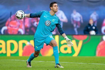 Koen Casteels neemt met Wolfsburg optie op behoud in de Bundesliga