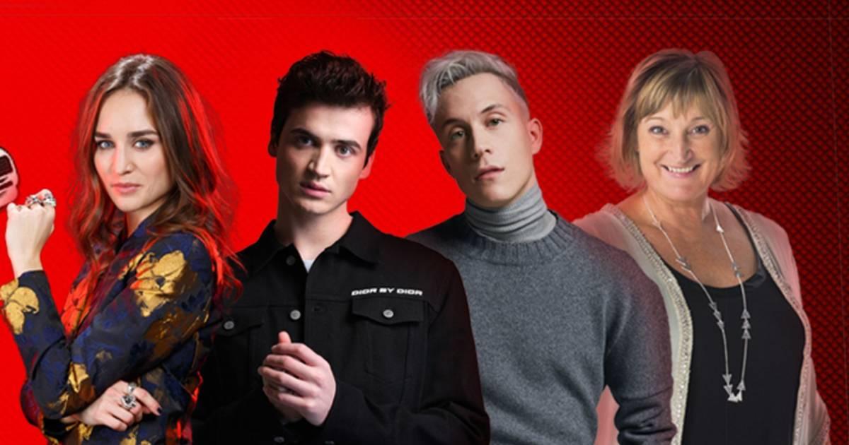 """Situation inédite dans """"The Voice Belgique"""": """"Je prends la décision de t'envoyer dans une autre équipe"""" - 7sur7"""