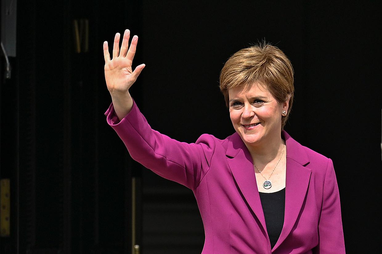 Nicola Sturgeon  Beeld Getty Images