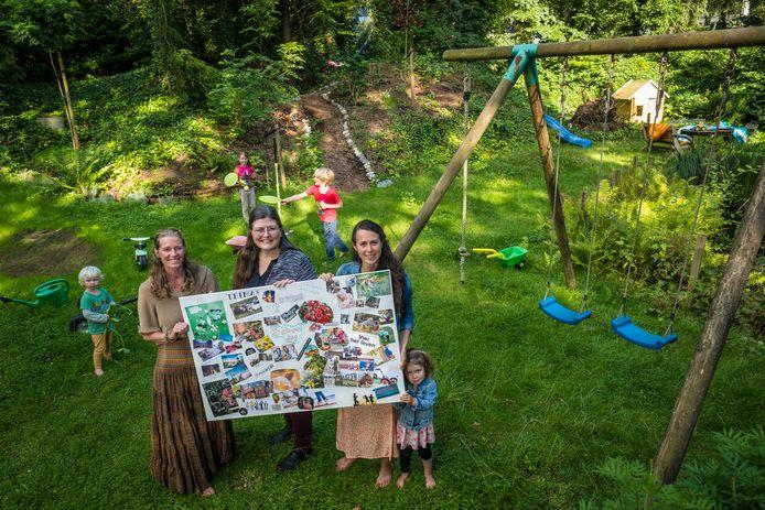 Eveline Melcherts, Marika Selis en Haley Berghuis staan aan de basis van Vivanto. Een nieuwe school in Epe die anders is dan het reguliere onderwijs. Op 'hun' school ontwikkelen kinderen zich in eigen tempo, op eigen wijze, met twee benen in het leven en vooral ook in de natuur.