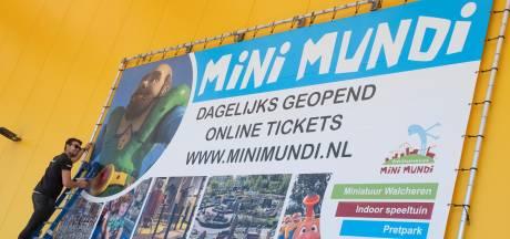 Zeeuws pretpark Mini Mundi mag eindelijk weer deels open -  'We hebben er zin in!'