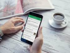 Nextdoor: 'Mensen geven zelf toestemming om naam onder brieven te zetten'