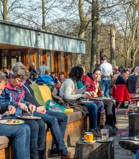 Terrassen van Oisterwijk springen niet meer in het oog