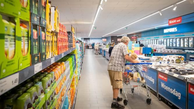 """Nieuwe AIdi op grens van Lier en Duffel ontvangt eerste klanten: """"Een derde groter dan de oude winkel"""""""