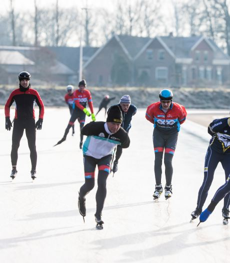 IJsclubs profiteren van schaatsgekte: honderden leden erbij