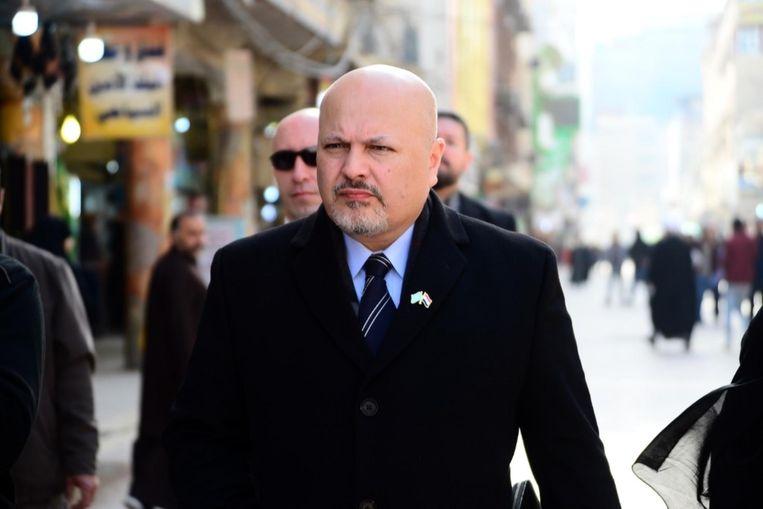 Karim Khan Beeld .