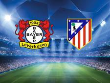 Bayer aast tegen Atlético op revanche voor uitschakeling in 2015