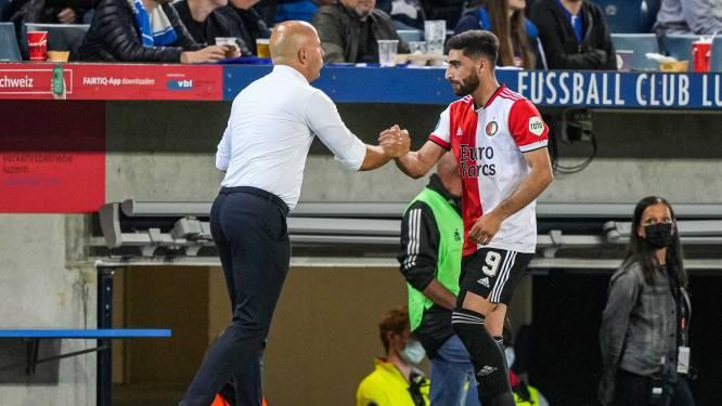 Feyenoord trekt ook in Eindhoven ten aanval: 'Benieuwd of we tegen PSV ons eigen spel kunnen spelen'