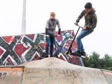 Skatebaan Reeshofpark moet veiliger: 'Per ongeluk met mijn step boven op een klein kindje gesprongen'