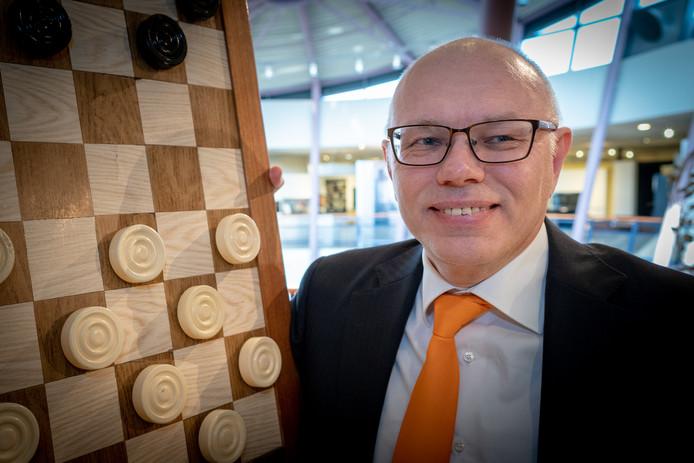 Alexander Baljakin, Nederlands kampioen dammen 2019
