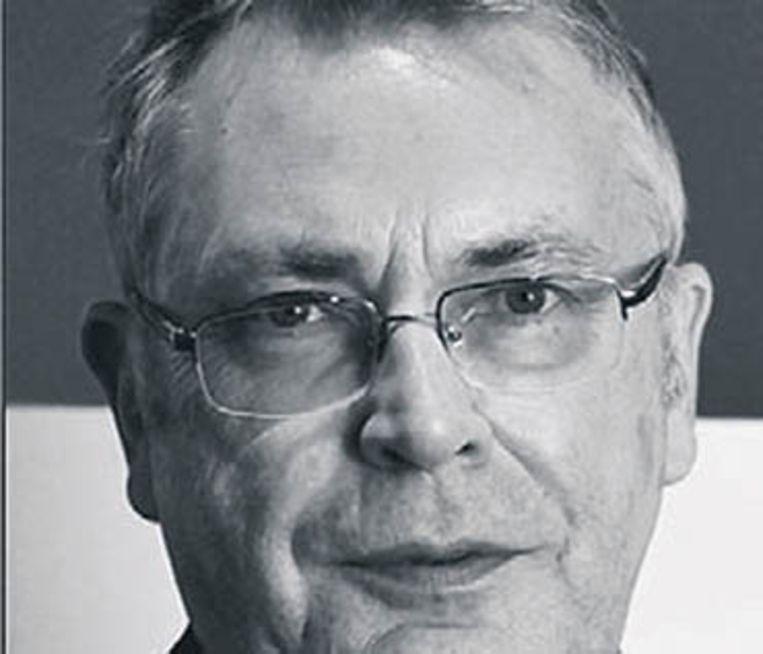 Mark Elchardus. Beeld BELGA