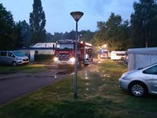 Ventilatiebox oorzaak brand toiletten Molenvelden Veldhoven: heren moet voorlopig naar damestoiletten