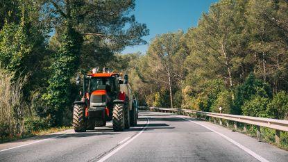 """""""Bretoense tractor aan meer dan 145 per uur geflitst in Spanje"""""""