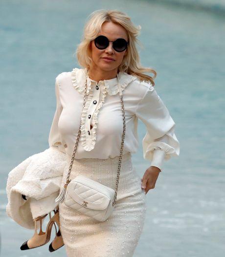 Nieuwe liefde voor Pamela Anderson na huwelijk van 12 dagen: 'Eindelijk een echte man'