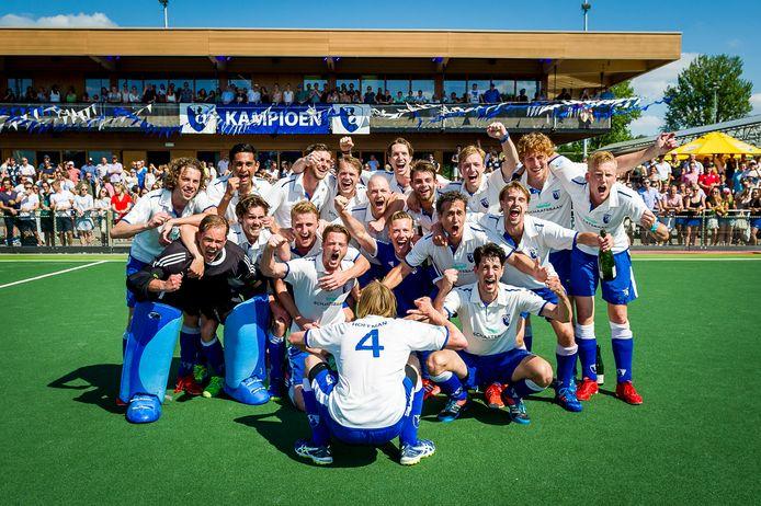 Leonidas is de tweede grootste hockeyclub van Rotterdam. De hoofdmacht speelt komend seizoen in de overgangsklasse.