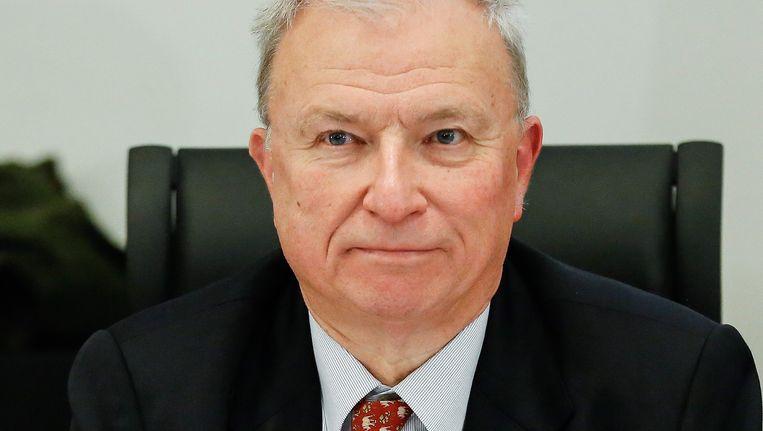 OCAD-topman André Vandoren Beeld EPA