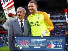 Voetbalwereld rouwt: 'De allergrootste PSV'er is niet meer'