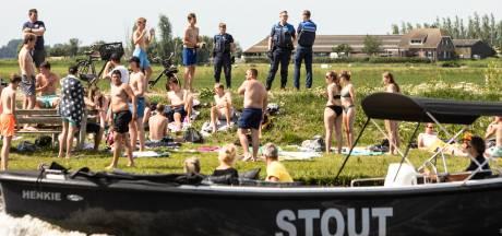 Waarschuwing burgemeester Metz: 'Zwemmen in Eem maakt je ziek'