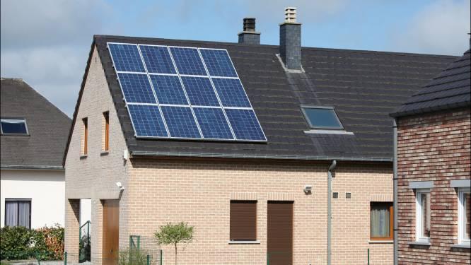 Ministerraad stemt in met afschaffing van federale subsidies voor zonnepanelen
