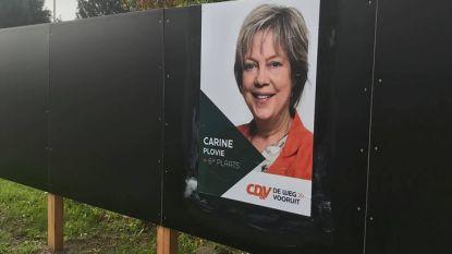 Dader lastercampagne Carine Plovie op heterdaad betrapt