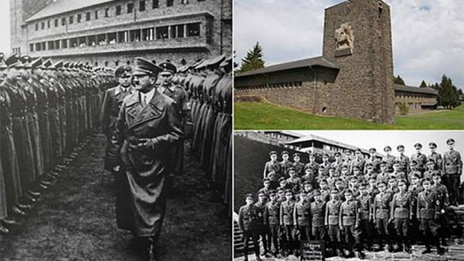 Hitlers 'eliteschool' en heiligdom voor neonazi's wordt opvangcentrum voor asielzoekers