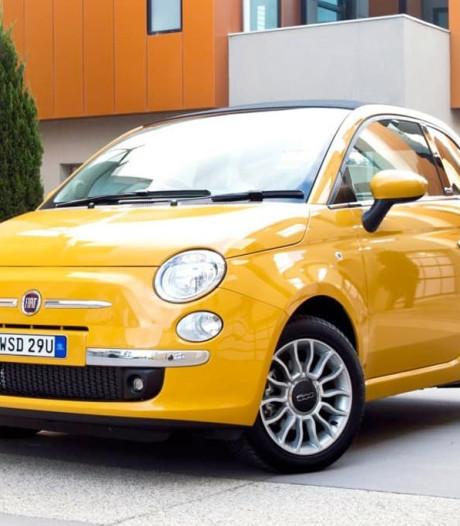 Audi A1 en Fiat 500 bijna niet terug te vinden na diefstal