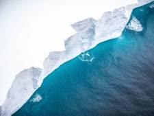 Un iceberg à la dérive faisant 130 fois la taille de Bruxelles menace l'environnement