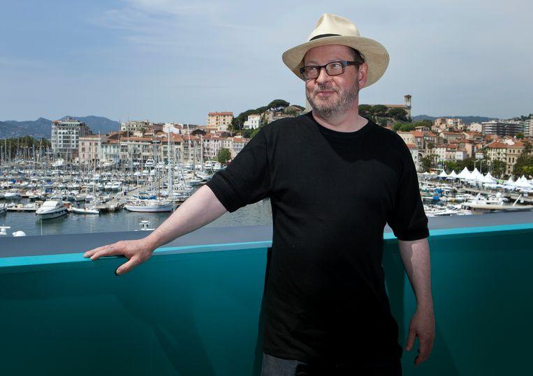 Lars von Trier in 2011. Beeld AP