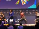 Jeangu Macrooy heel blij met repetities songfestival