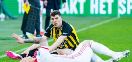 Vitesse mist Rasmussen tegen Feyenoord: schorsing twee duels na rood in bekerfinale