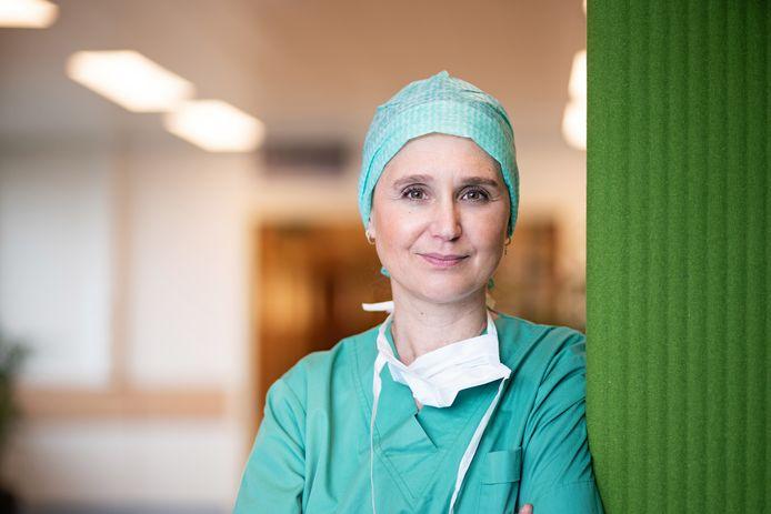 Dr. Aude Vanlander.