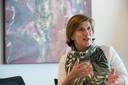 GGD-directeur Annemieke van der Zijden.