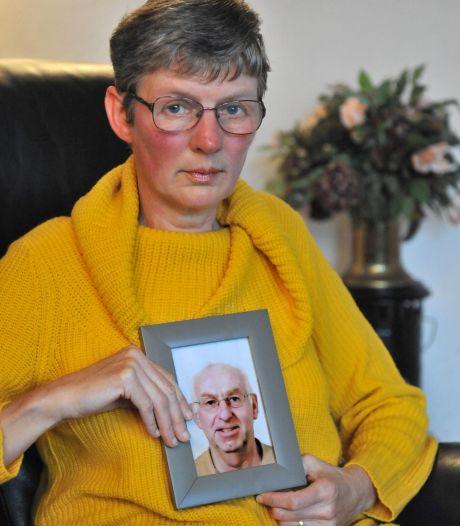 Weduwe Spaansen: Tromp heeft mijn man niet vermoord