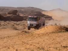 Pascal de Baar verder in Dakar, maar geen klassement