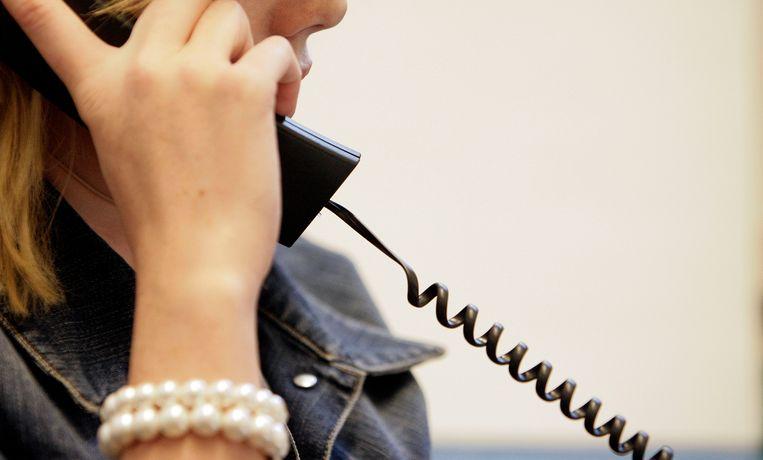 De Kindertelefoon krijgt meer telefoontjes over zware onderwerpen. Beeld ANP