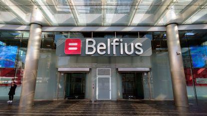 Belfius verwacht inkrimping van Belgische economie met 5 procent